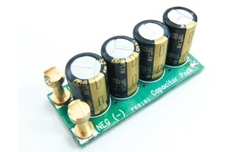 Castle Creations Capacitor Pack (12S Max, 50.0V, 1100UF)