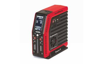 Graupner Polaron Sports Charger (240W, Red, AC/DC)