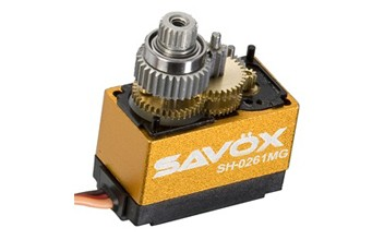 Savox SH-0261MG Super Torque Metal Gear Micro Digital Servo