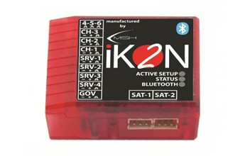 iKON2 Flybarless System (Integrated Bluetooth)