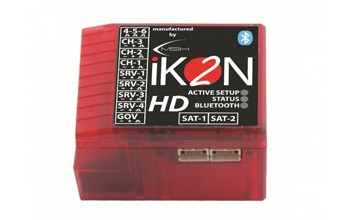 iKON2 HD Flybarless System (Integrated Bluetooth)