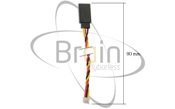 MSH Brain Governor Adapter Cable 90mm MSH51605