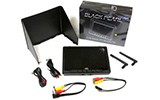 Flysight Black Pearl RC801 FPV Monitor (with 32Ch Diversity RX)