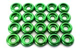 Lynx Frame C Washer M2.5 (Green, 20pcs)