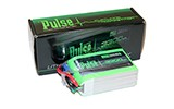 "PULSE ""Ultra Power"" 3S Li-Poly Battery 4S2P (3300mAh / 35C) - flat pack for multi-rotors"